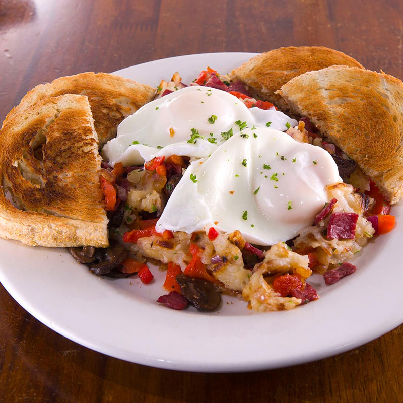 Hash on Pinterest | Roast beef hash, Corned beef hash and Hash recipe ...